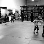Krav Maga is a reality-based system that uses simple principles and instinctive movements to teach students to defend themselves in the shortest possible time.