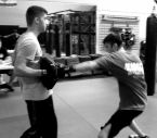 Although we operate in a positive and supportive environment, we take a serious approach to our students' training because in many cases Krav Maga may save your life one day.